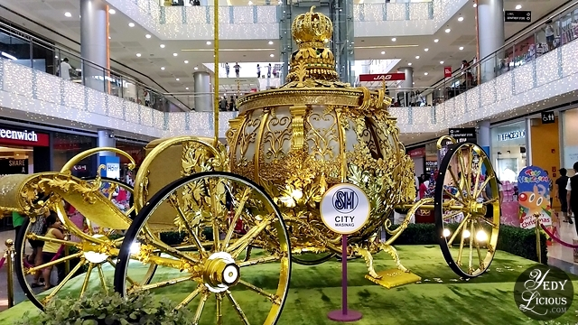 Cinderella's Magical Carriage