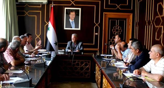 أكثر من 6014 مليون ليرة سورية تعويضات صندوق الجفاف في السويداء