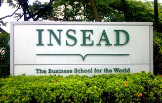 INSEAD Olam International MBA Scholarships 2018