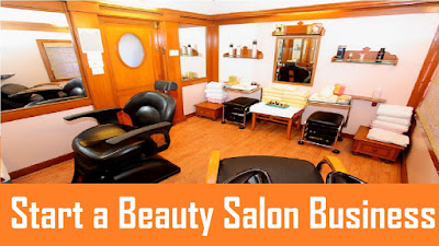 Beauty Salon Business | Small Business Idea