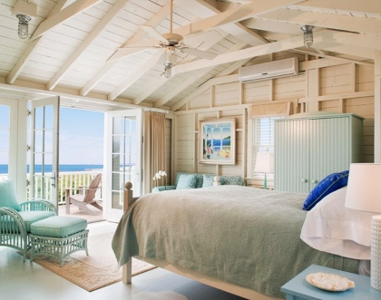 Castle Hill Beach Cottages Interior Design