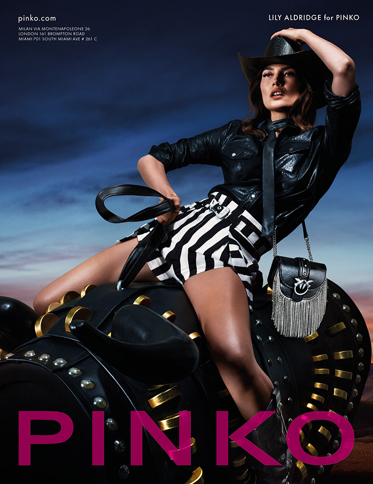 Pinko Spring/Summer 2020 Campaign
