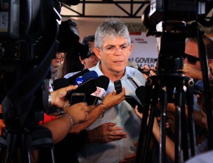Publicada decisão unânime do TJ que rejeita recurso de Ricardo Coutinho para derrubar sequestro de bens na Calvário