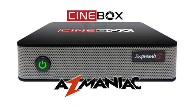 Cinebox Supremo S