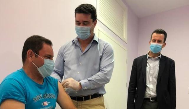 Εμβολιασμός για Ηπατίτιδα Α και Β και Τέτανο στους εργαζόμενους του τομέα καθαριότητας στο Άργος