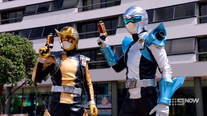 Power Rangers Beast Morphers Episode 10 Subtitle Indonesia