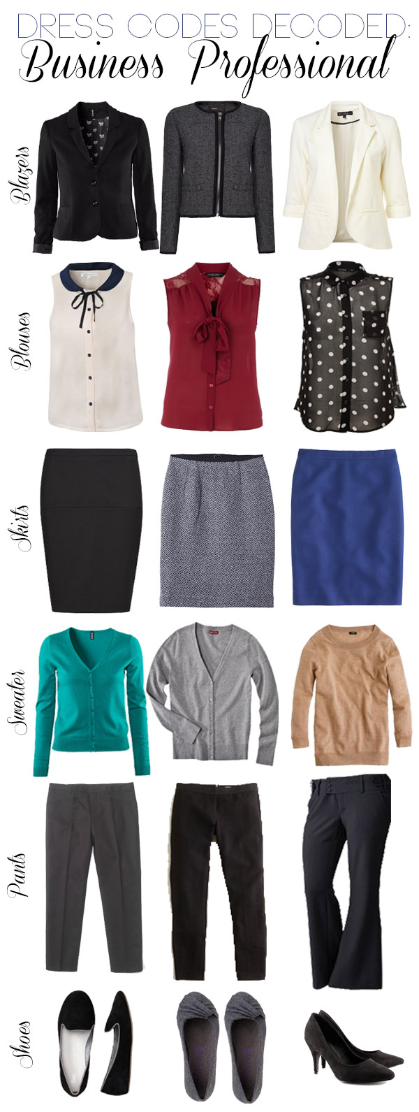 one, two, three, work! On your mark, get set, rock a work-appropriate outfit that makes you feel your most radiant! ModCloth offers incredible options ranging from simple, versatile blouses and crisp trousers to vintage-inspired work dresses that are sure to cause all sorts of water cooler chatter.
