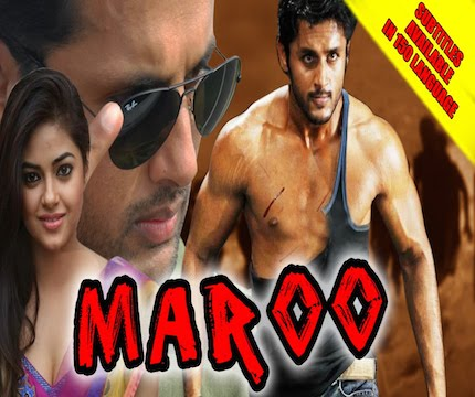 Maroo (2015) Hindi Dubbed Full Movie