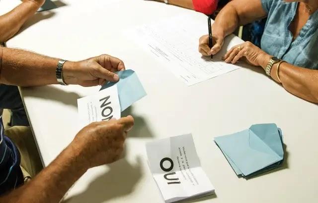 Nouvelle-Calédonie : La participation au référendum en forte hausse à la mi-journée