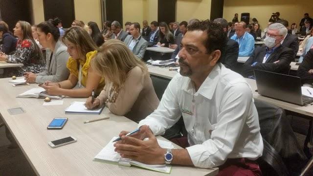 EL SECRETARIO DE EDUCACIÓN DEPARTAMENTAL HACE PRESENCIA EN EL ENCUENTRO NACIONAL DE SECRETARIOS DE EDUCACIÓN