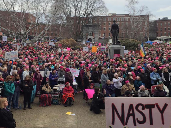 Save The Date! NH Women's Rally 2020
