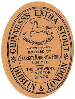 Starkey Knight & Ford - Guinness's Extra Stout