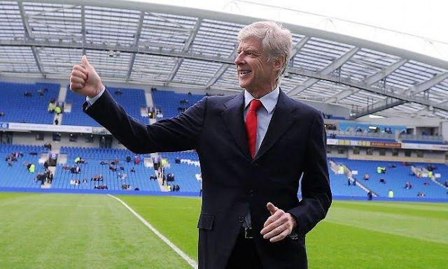 Wenger rules out coaching France national team