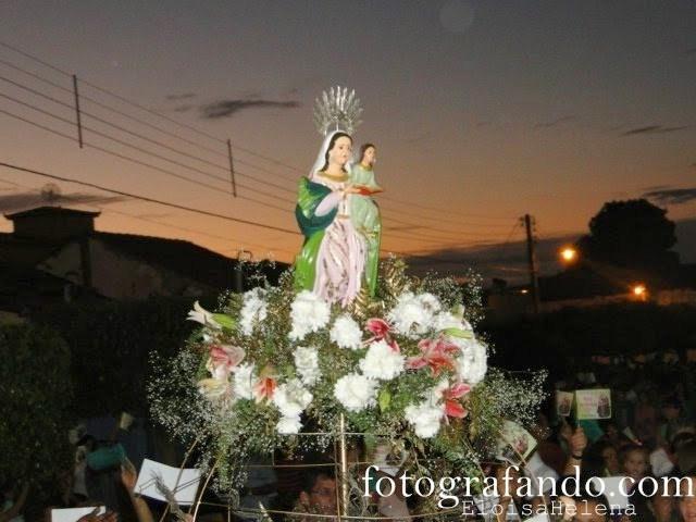 26 DE JULHO, DIA DE SENHORA SANTANA A AVÓ DE JESUS