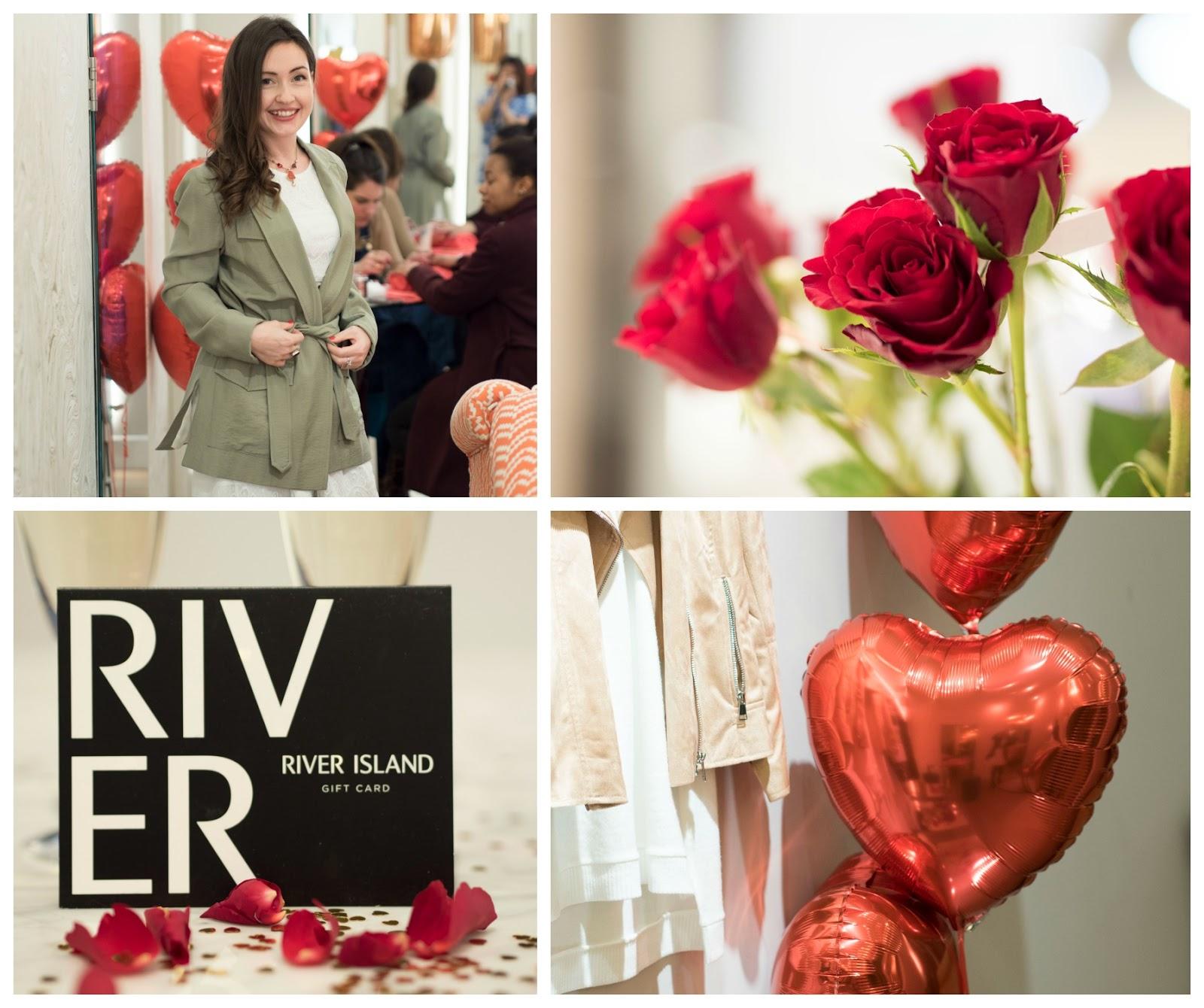 River Island Style Studio Valentine's Blogger Event