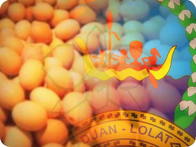 Harga Telur di Saumlaki Naik Rp65.000 per Rak
