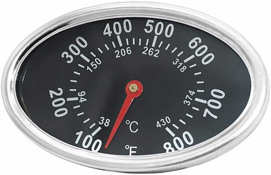 mechanical type temperature indicator