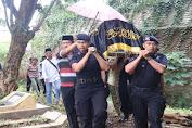 Jajaran Satbrimobda Banten, Ucapkan Turut Berdukacita Kepada Alm Ayahanda Bripka Triantoro