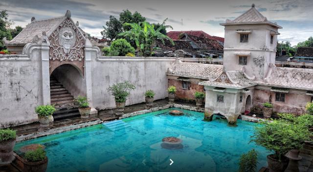 Melihat Tempat Raja Yogyakarta Mengintip Para Selir Mandi