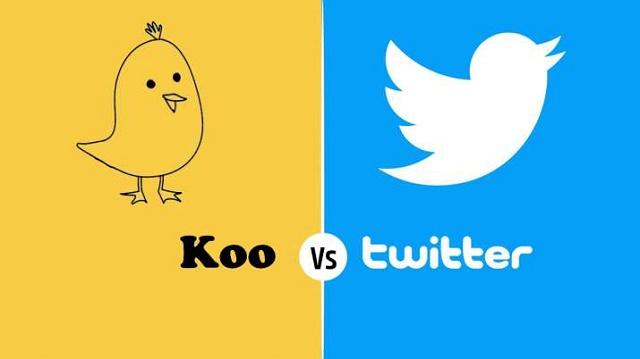 تطبيق koo بديل تويتر في الهند تنزيل التطبيق