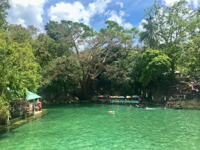 Obong Spring Dalaguete Cebu