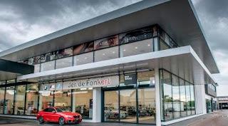 Trường Hải mở showroom BMW đầu tiên