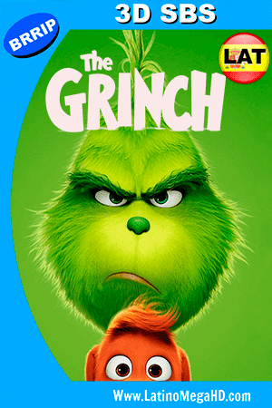 El Grinch (2018) Latino FULL 3D SBS 1080P ()