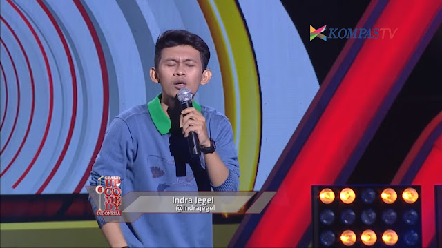 [VIDEO] Indra Jegel SUCI 6 Show 14: Masuk Angin