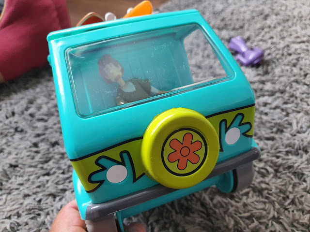 mystery machine front view