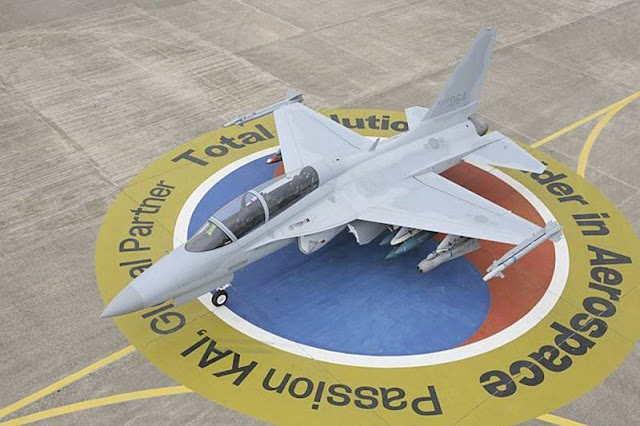 South Korea orders TA-50