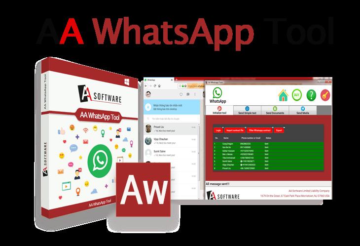 AA WhatsApp Tools V 7.29 Download Grátis