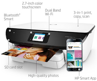 HP ENVY Photo 7155 All in One Wireless Driver Download