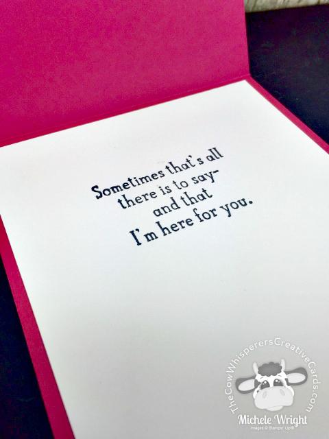 Card, Back On Your Feet, Dinoroar Designer Series Paper, Wobble