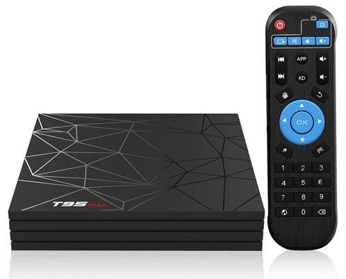 ▷[Análisis] T95 Max, un TV Box 6K con Android 9.0 a precio de regalo