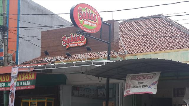 Lowongan Kerja Sakina Fried Chicken Serang