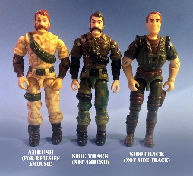 2000, 2001, Ambush, Sidetrack, Side Track, 1990, ARAHC
