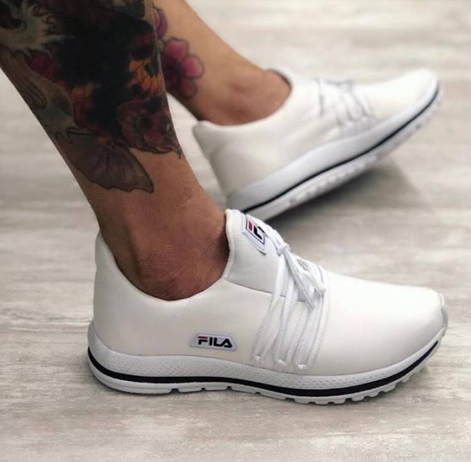 Tênis Fila Nike diversos modelos e marcas