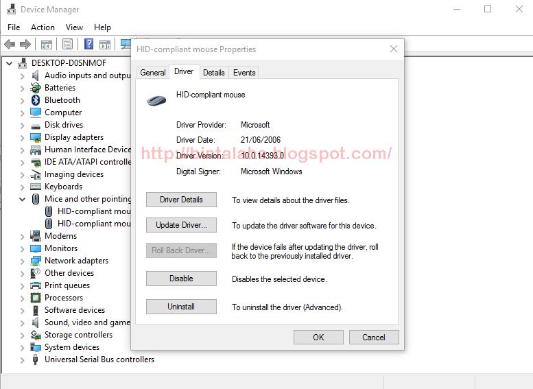 Cara Memperbaiki Masalah Mouse di Windows 10 - Ninna Wiends