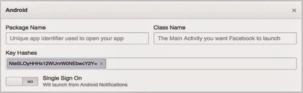 Implementing Facebook Login Using Android SDK