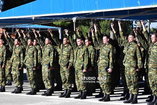 Με μοριακό τεστ οι καλούμενοι για κατάταξη σε Στρατό Ξηράς, Αεροπορία και Ναυτικό