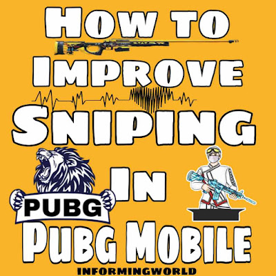 How to improve sniping in PUBG Mobile