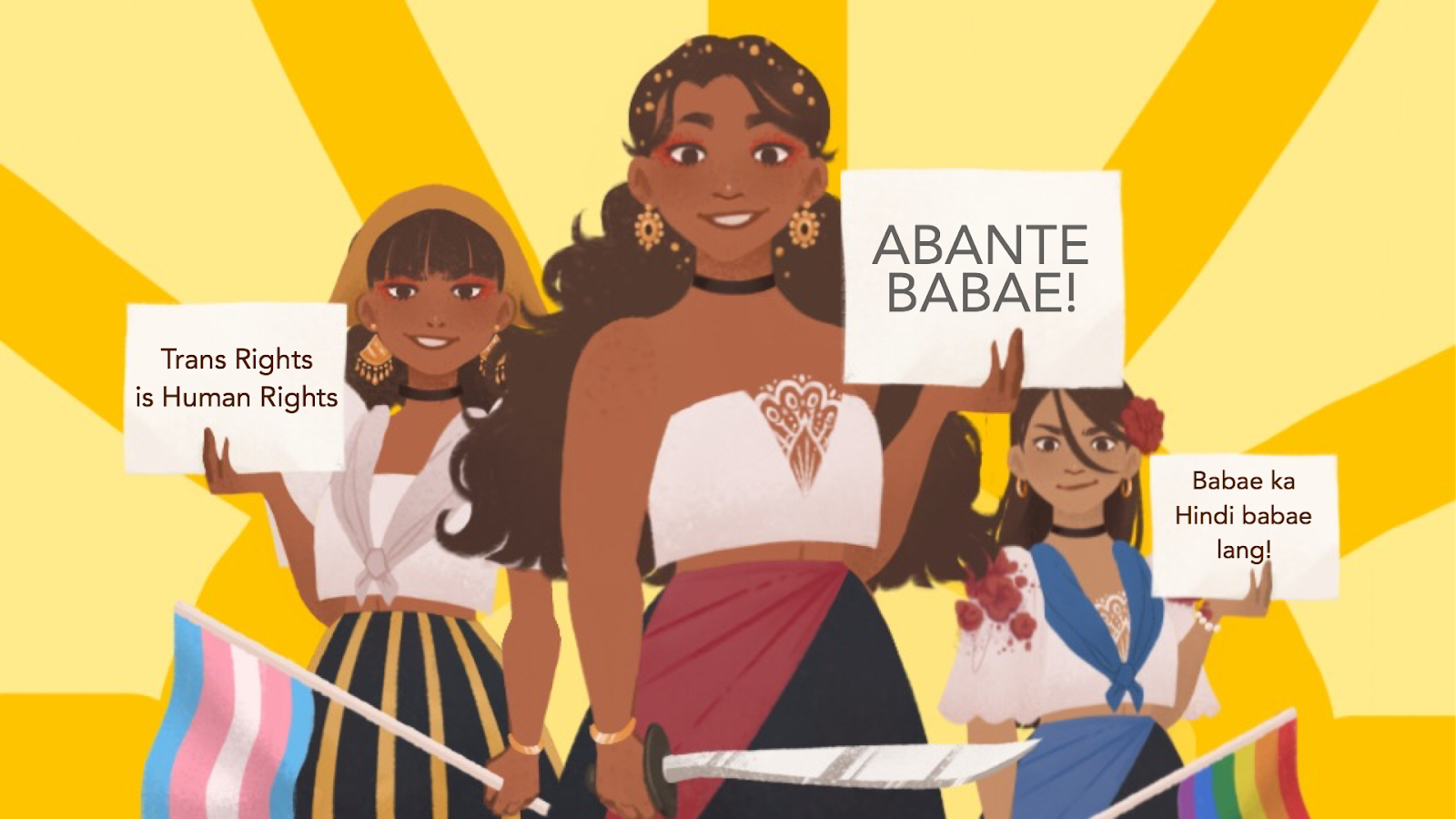 Turn Yourself Into a Filipina Heroine Using This App - Metroscene Mag