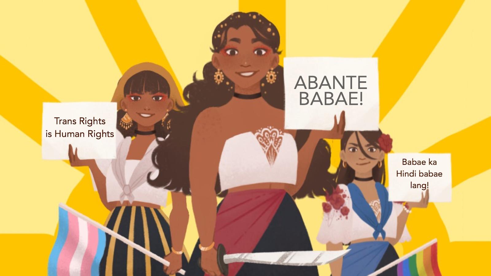 Turn Yourself Into a Filipina Heroine Using This App - Metroscene Mag