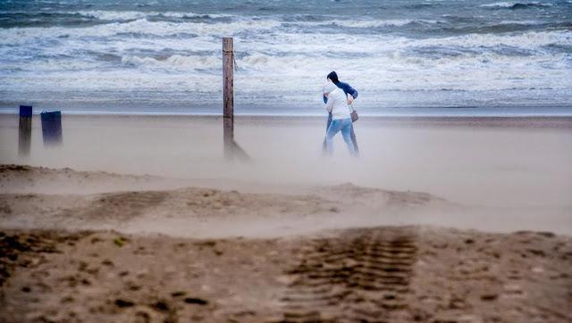 عاصفة صيفية قوية تضرب هولندا خلال 48 ساعة