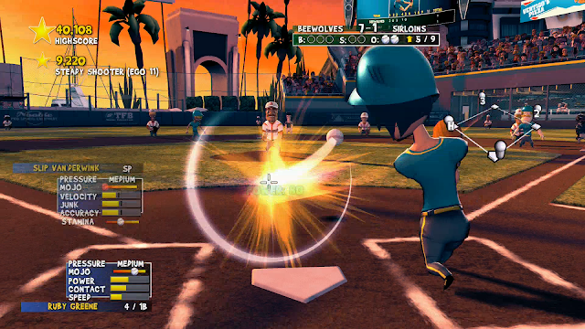 Super Mega Baseball Extra Innings Full Version Free Download Gameplay 1