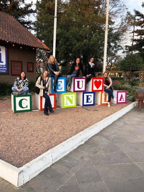 Centro de Canela, o primeiro destino do Projeto Mulheres Mundo Afora