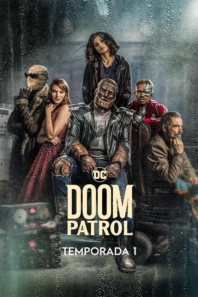 Doom Patrol (2019) Temporada 1 1080p Latino