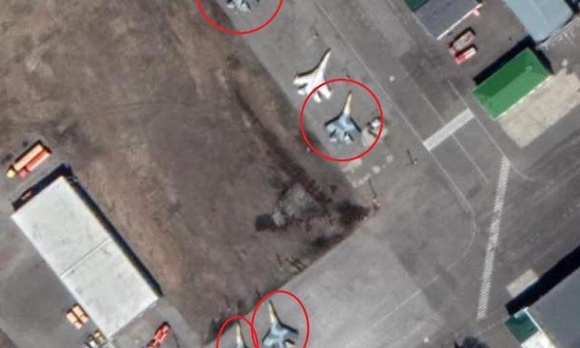 Ρωσία: Έτοιμα προς παράδοση τα πρώτα Su-35 της Αιγύπτου