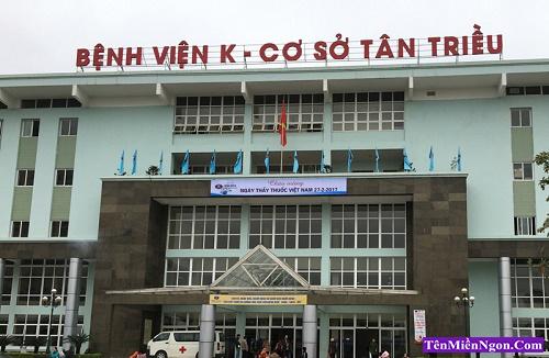 Bệnh viện K, Hà Nội