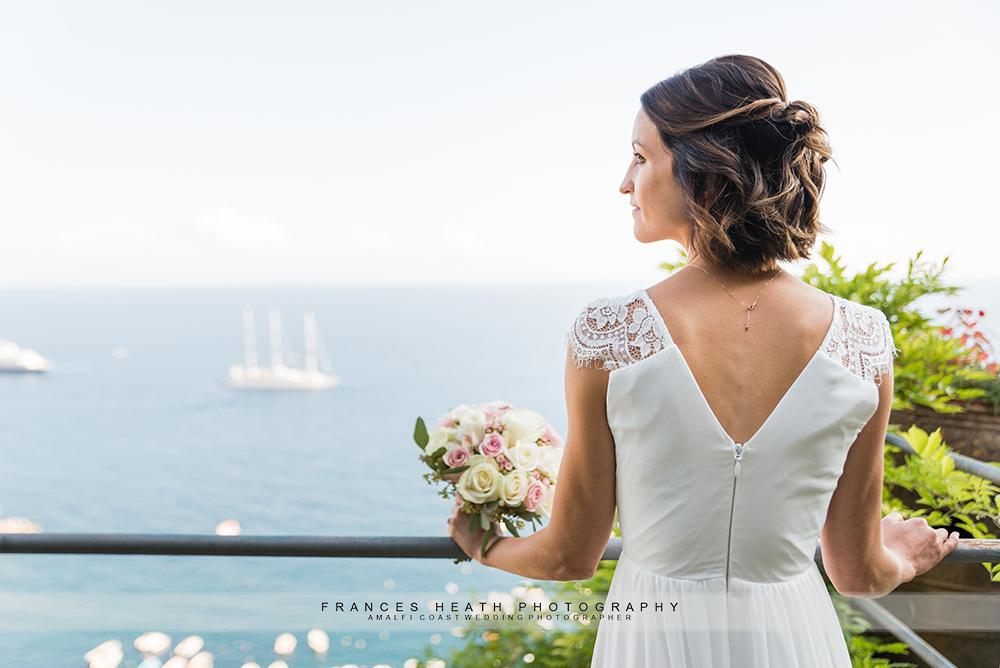 Amalfi bride